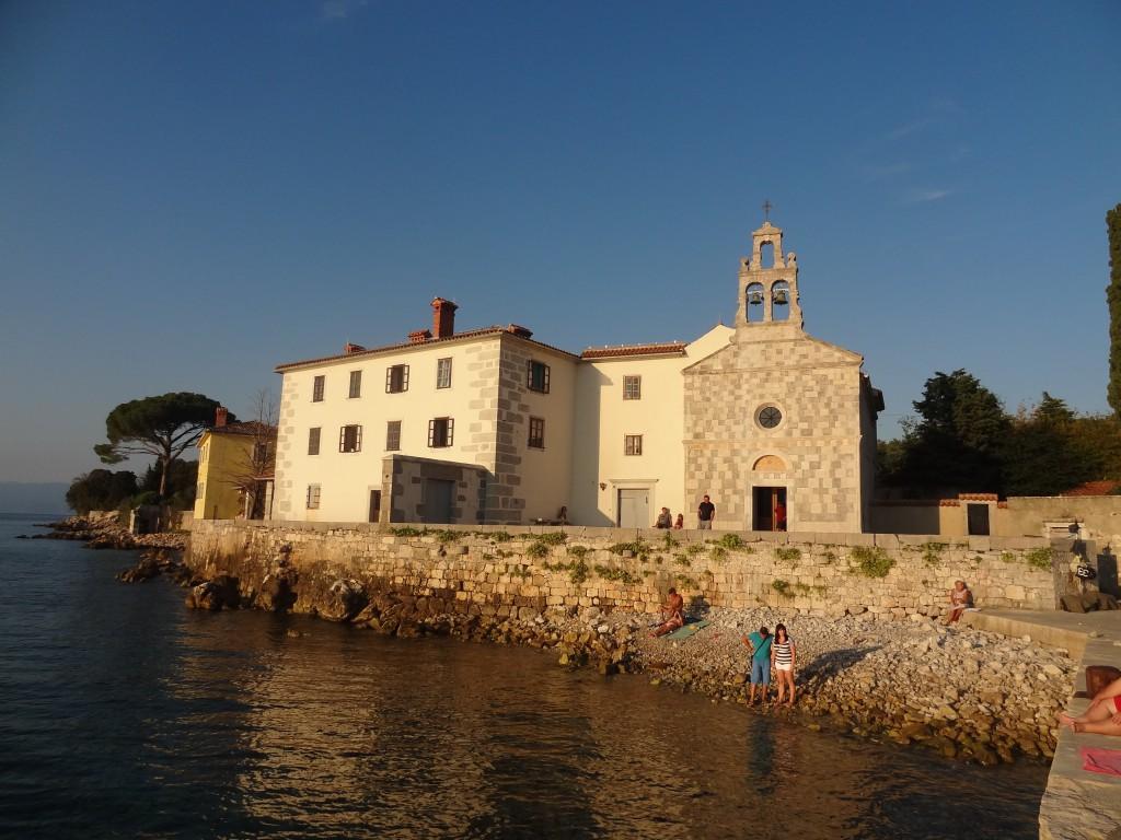 Franjevački samostan na Glavotoku